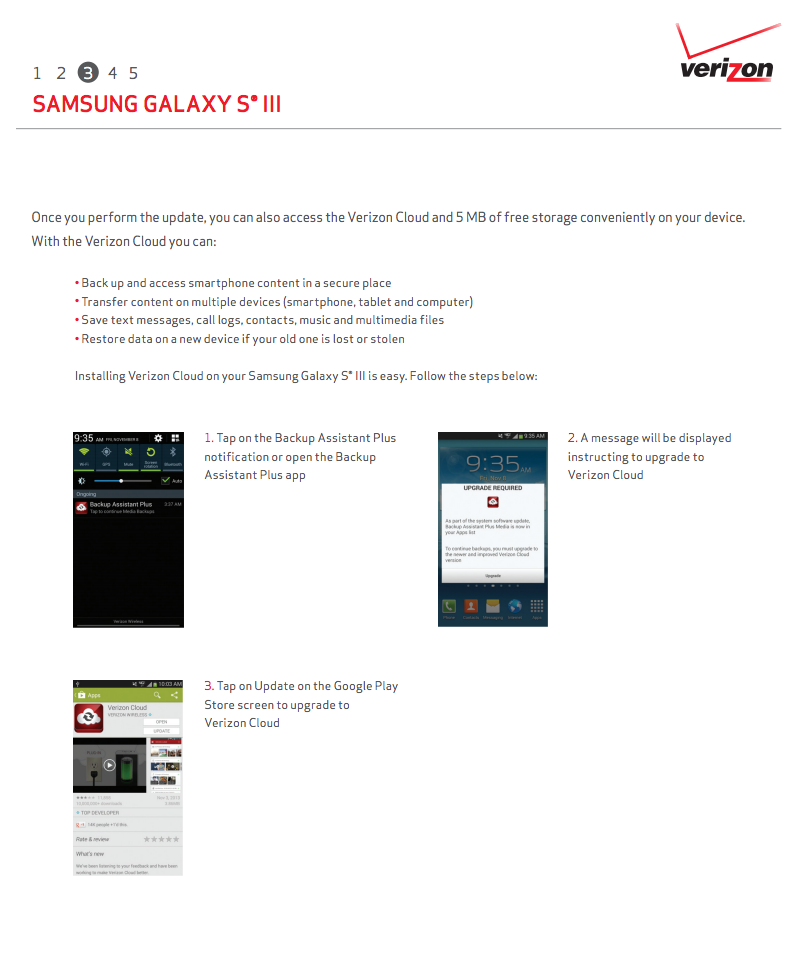 Android 4.3 Update Rolling Out to Verizon Galaxy S3 Users as Build ...