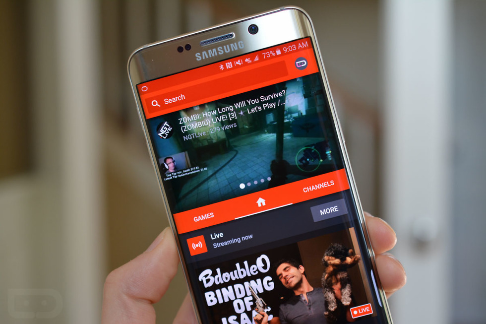 YouTube launches new gaming section and scraps YouTube Gaming app