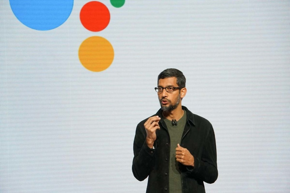 Founders of Google announce a major corporate restructuring
