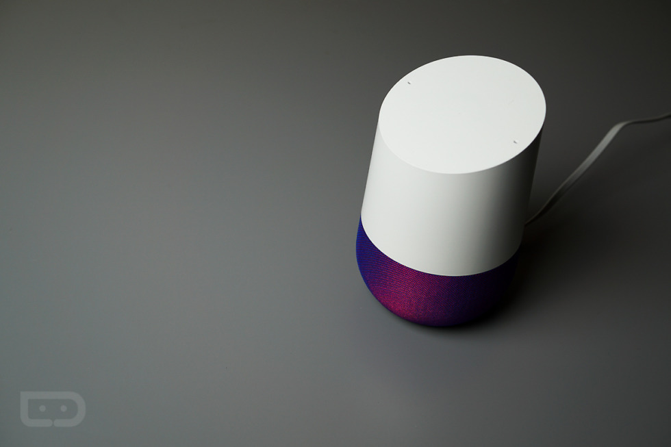 Google Home now lets you stream music you saved on Play Music