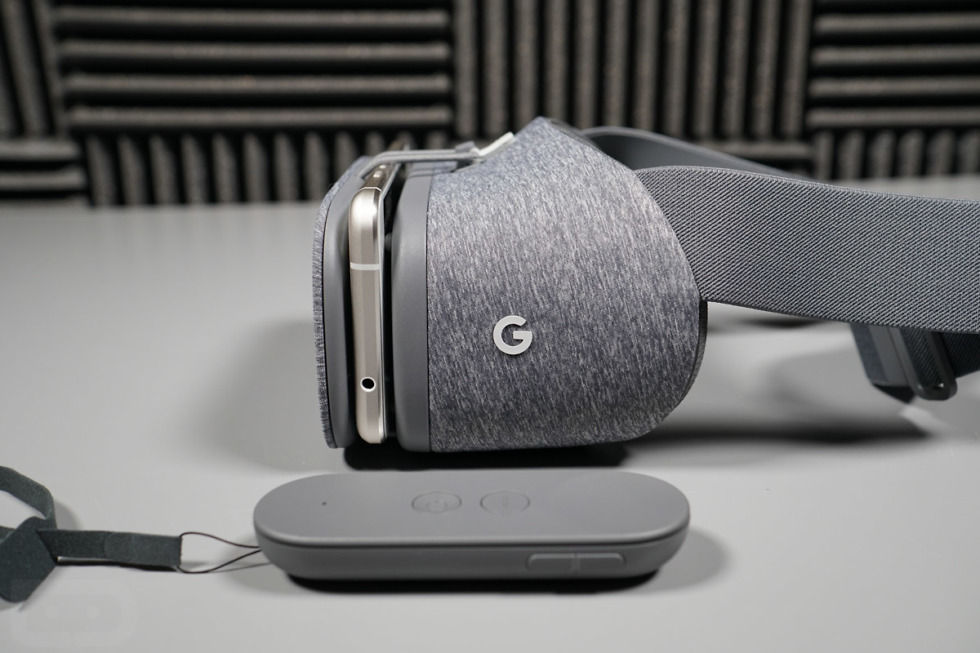 Google Daydream View VR Headset for $59