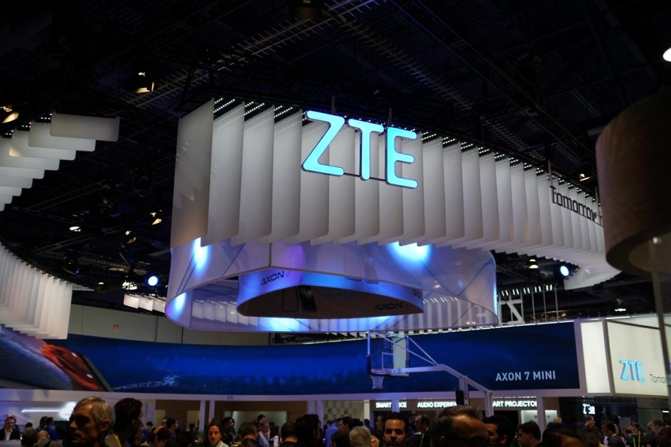 China's ZTE signed preliminary agreement to lift U.S. ban