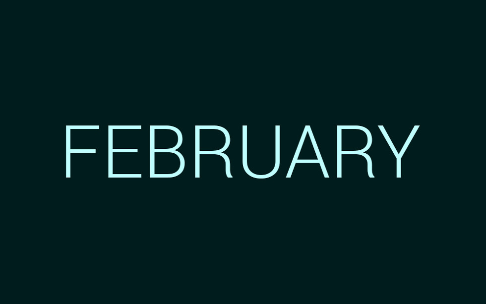FEBRUARY ANDROID UPDATE