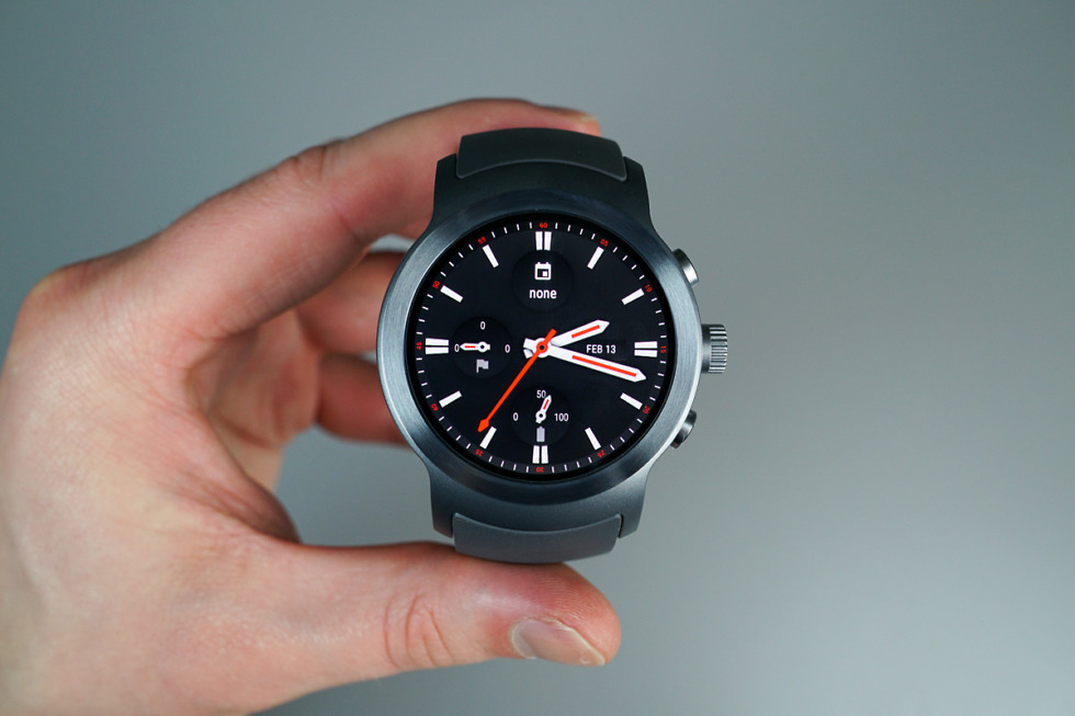 Google launches latest Android Wear beta for LG Watch Sport""