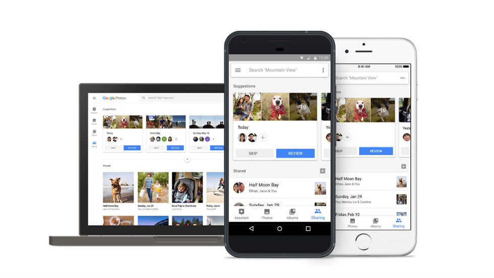 Google Photos gets new sharing functionality