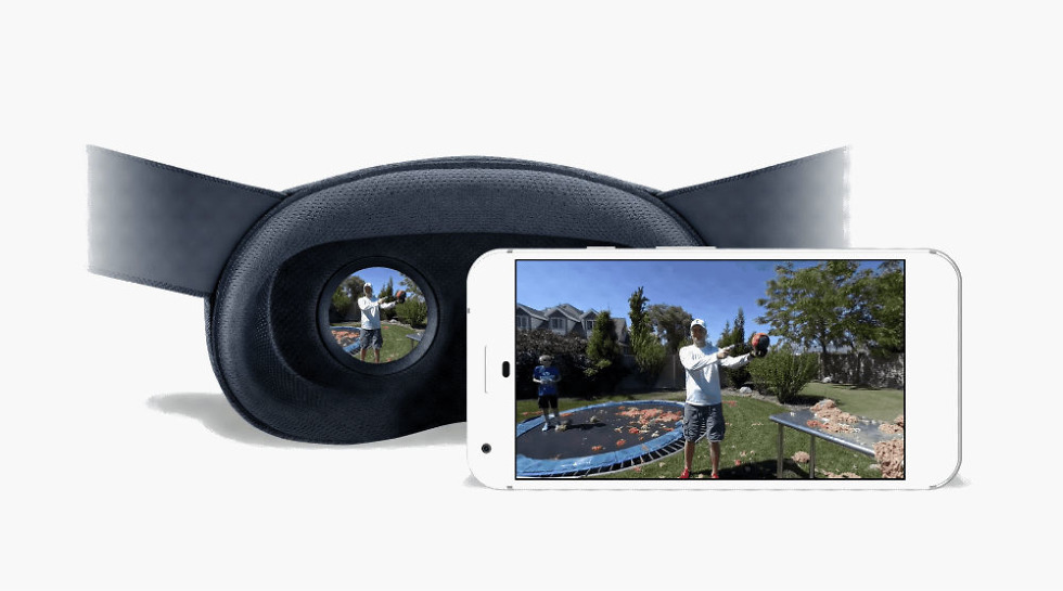Google launching new VR format VR180