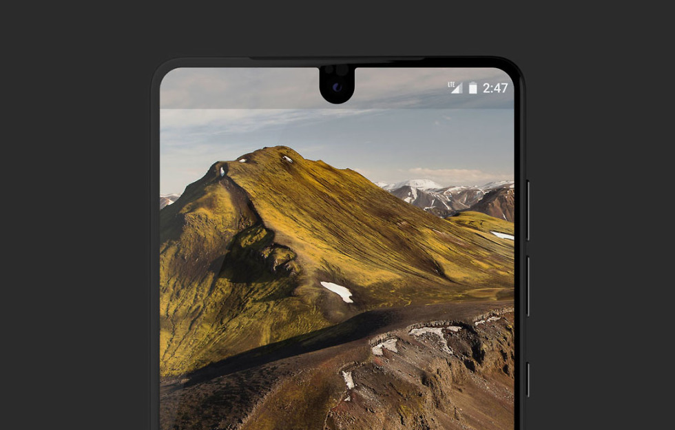 Essential Phone to start shipping in a few weeks