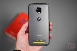 moto z2 play unboxing