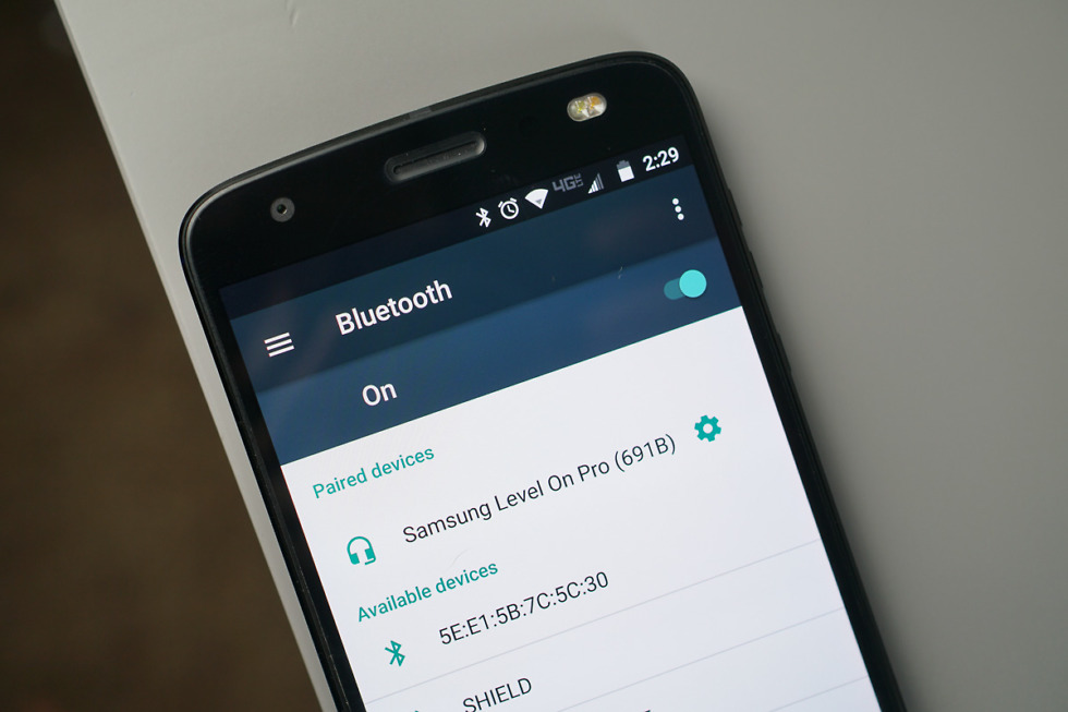 Android may soon show remaining Bluetooth battery life