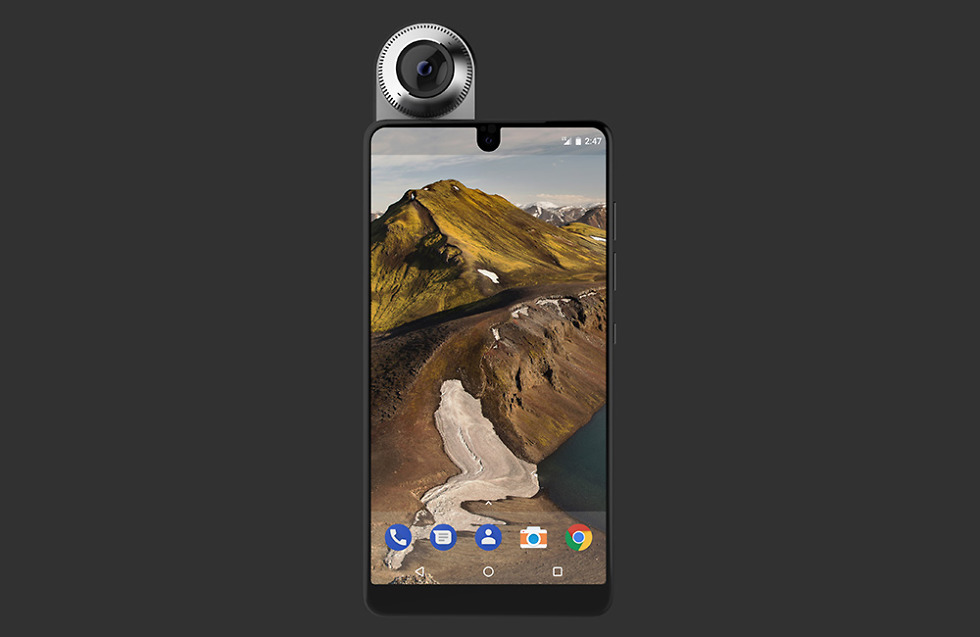 Essential's VP of marketing has left the company