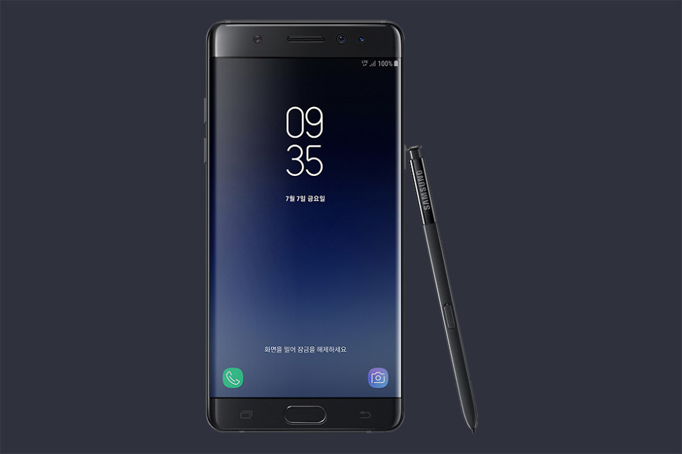 Samsung Galaxy Note 8 Design Leaked in Render, Matching Previous Leaks