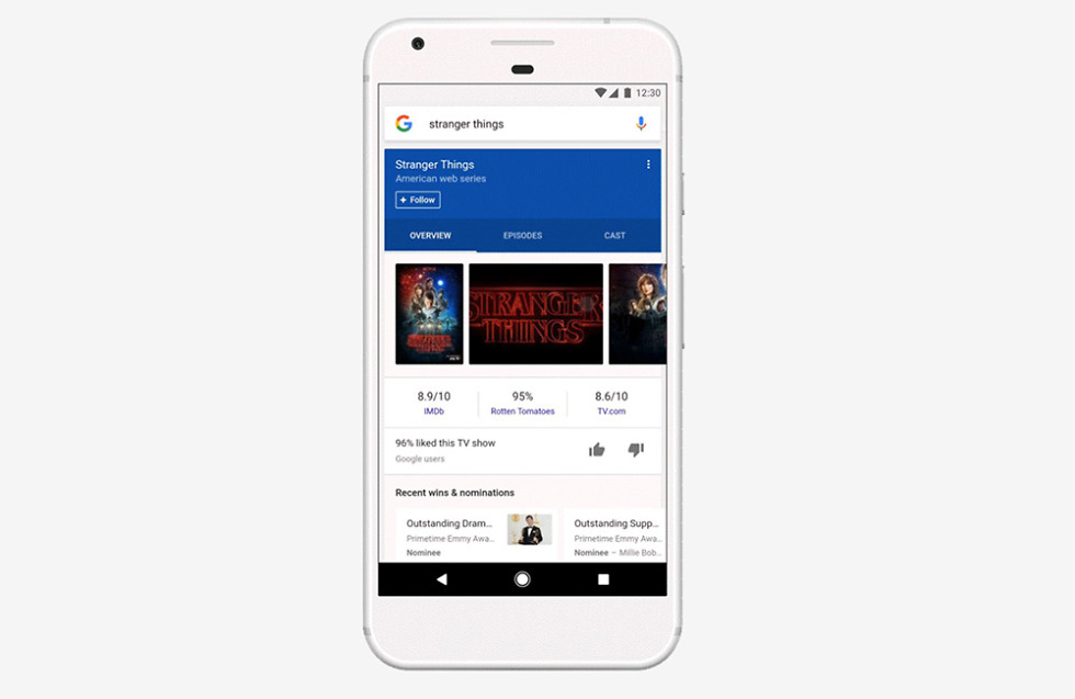 Google App Update Brings Improved Machine Learning And More