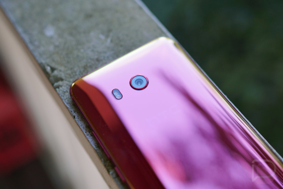 HTC U11 Plus pictured for the very first time