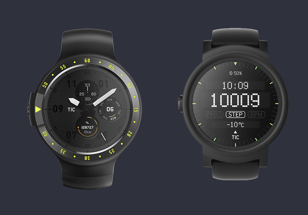 Backers eat up $99 Android Wear watch, Mobvoi's Ticwatch E