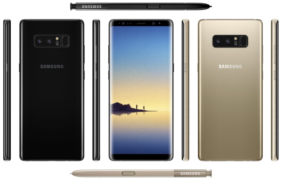 Samsung Note 8 may have dual rear camera system, 3x optical zoom