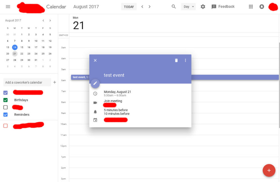 Google Calendar: New desktop designs show cleaner look that's coming soon