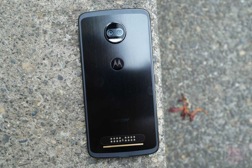 Moto Z starts getting Android 8.0 Oreo Update in Brazil