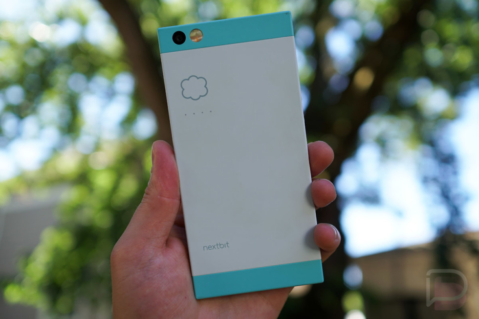 Nextbit ends customer support for its Robin 'cloud phone'