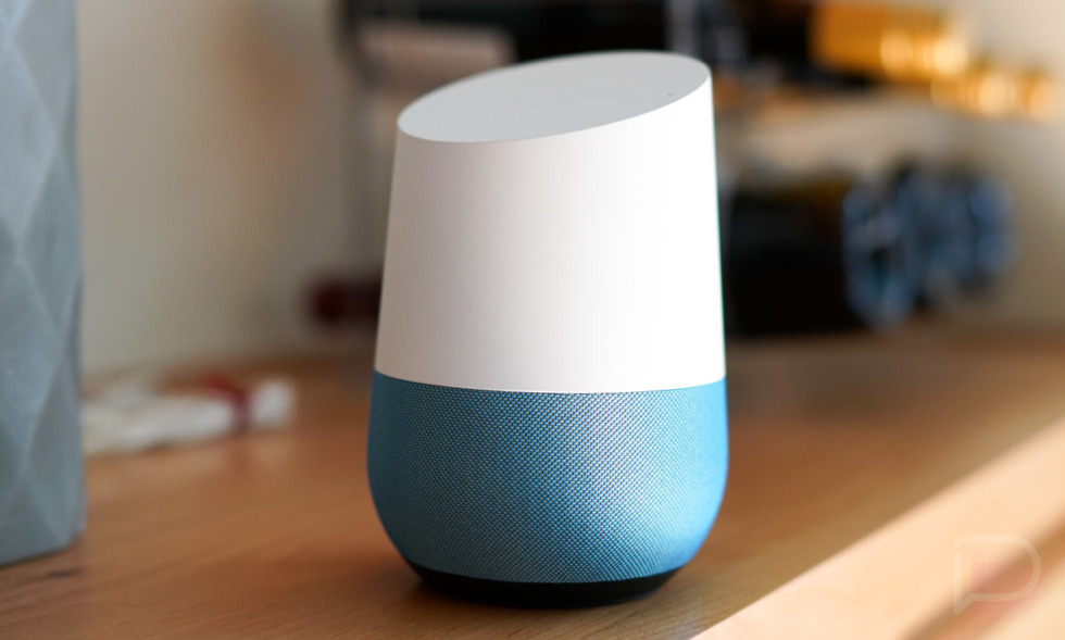 Google Home gets free phone calls in the United States and Canada