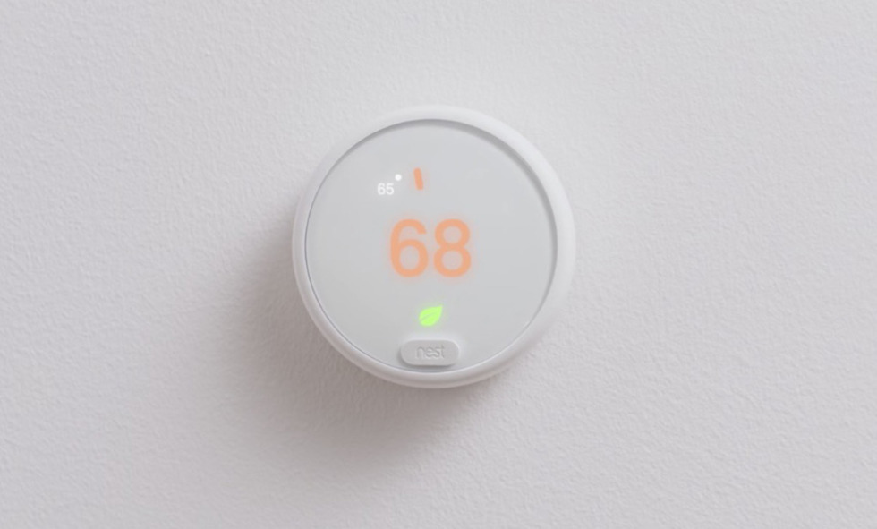 Nest's Thermostat E has an all-new design, cheaper price tag