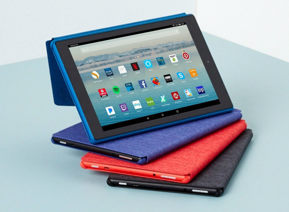 Amazon Unveils Fire HD 10 Tablet, Priced About $150