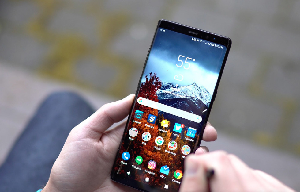 Samsung Galaxy S9, S9+ users are finding 'dead zones' in their screen