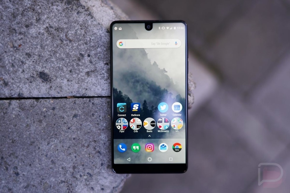 Essential has sold only roughly 5000 phones since its launch