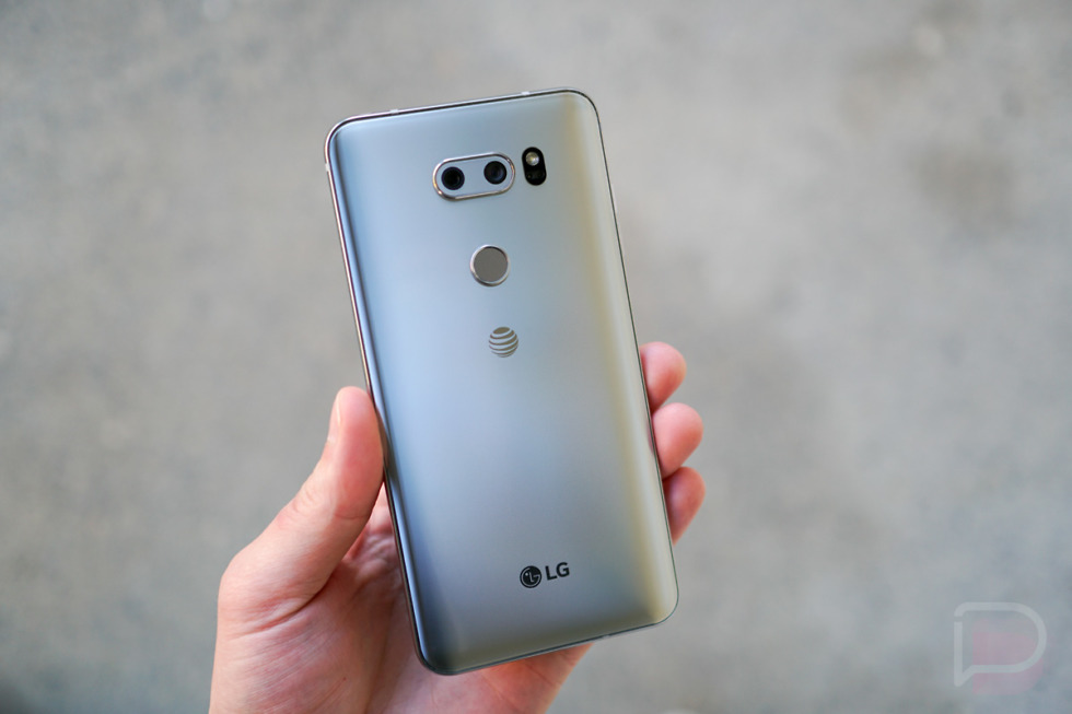 LG V30 Android Oreo Preview Released in South Korea