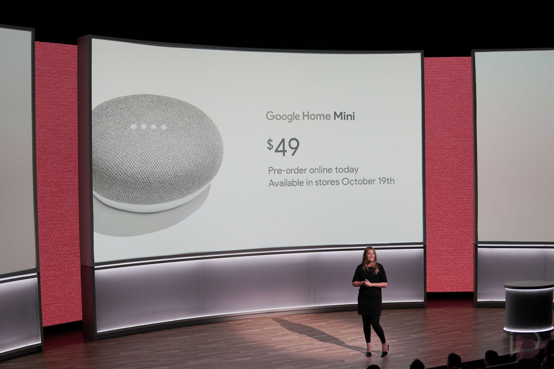 Google Home Mini User Manual Questions