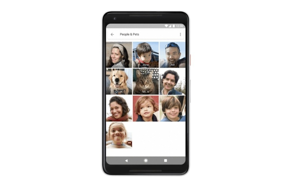 Google Photos puts your pets on par with your people