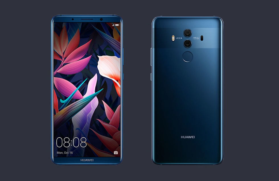 Huawei Mate 10 Pro Won't Be Sold In The US Through AT&T