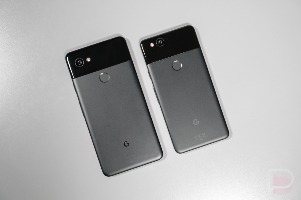 The Pixel 2's Screen May Have a Serious Burn-in Problem