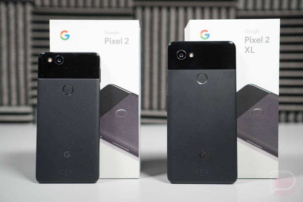 Google Pixel 2 includes a discrete, custom image processor