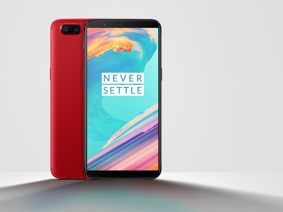 OnePlus 5T 'Lava Red' Limited Edition Colour Variant Launched in China
