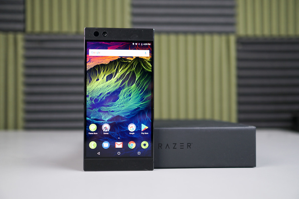 Razer Phone 2 set to debut October 10
