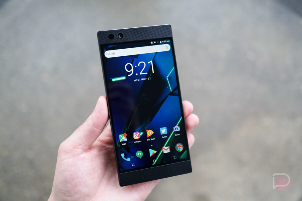 Razer Phone is getting Netflix HDR and better sound