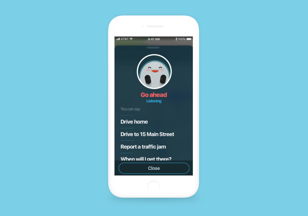 You can now ask Waze for directions using your voice