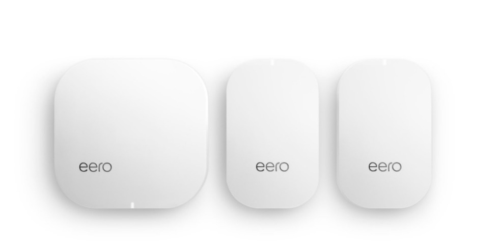 Amazon is acquiring mesh W-Fi router company Eero