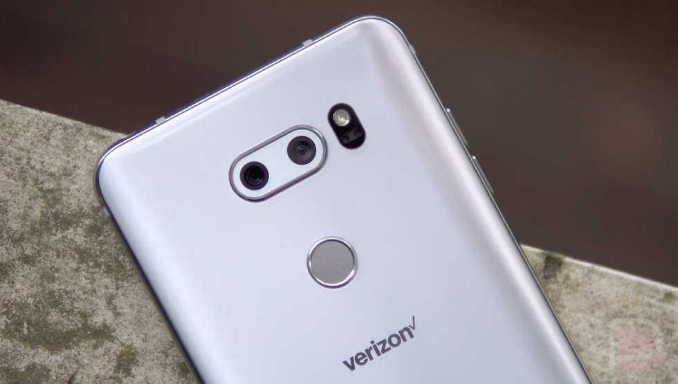 Verizon LG V30 is $300 Off, No Trade-In Required