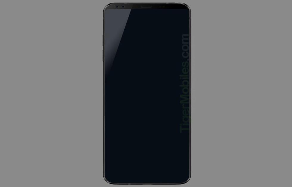 LG 'G7' moniker confirmed by company's own app, render image appears online