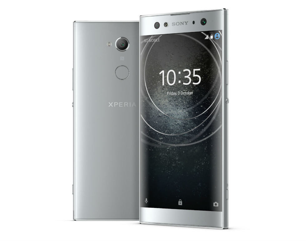 Sony Xperia XA2, XA2 Ultra, L2 get launched at CES 2018
