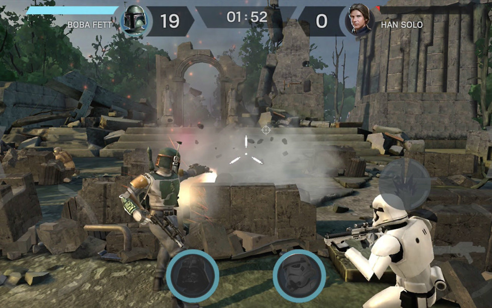 Disney announces Star Wars: Rivals, a PvP shooter for Android and iOS
