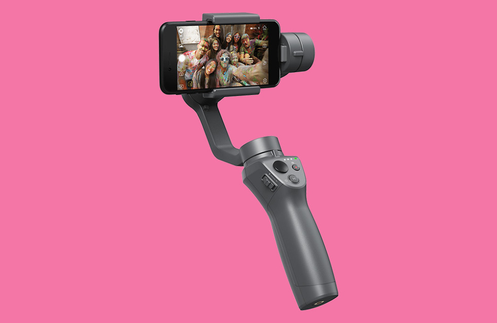 CES 2018: DJI Osmo Mobile 2 Promises Stabilised Videos At Only RM520