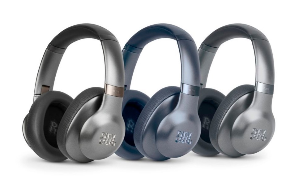 JBL launches line of around-ear, on-ear, & in-ear headphones w