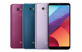 lg g6 new colors