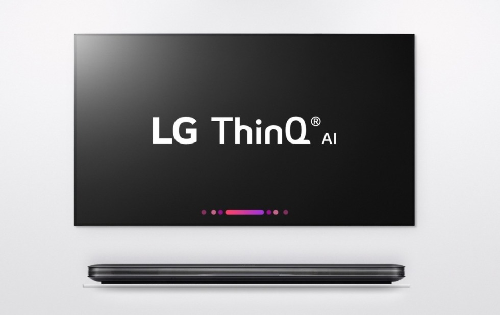 LG Adds Artificial Intelligence to Its New TVs