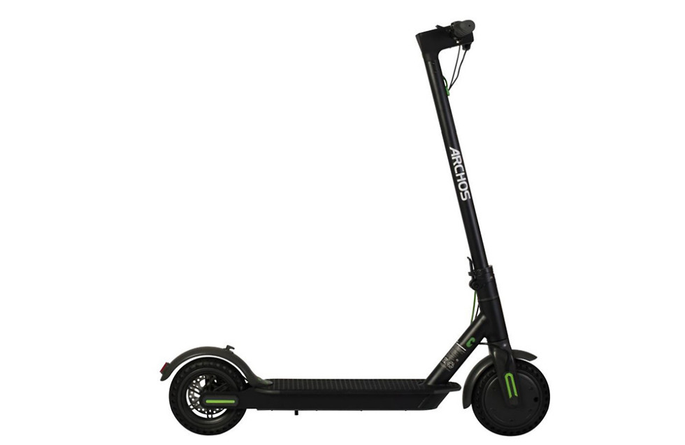 Archos Citee series scooters have Android-powered navigation