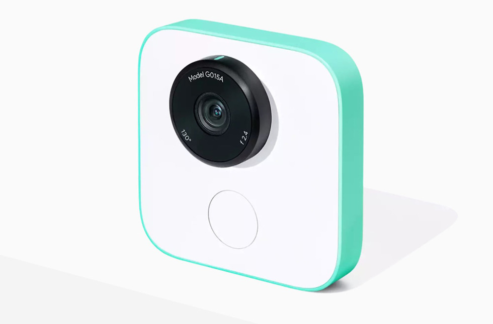 Google's AI-powered Clips smart camera is now available