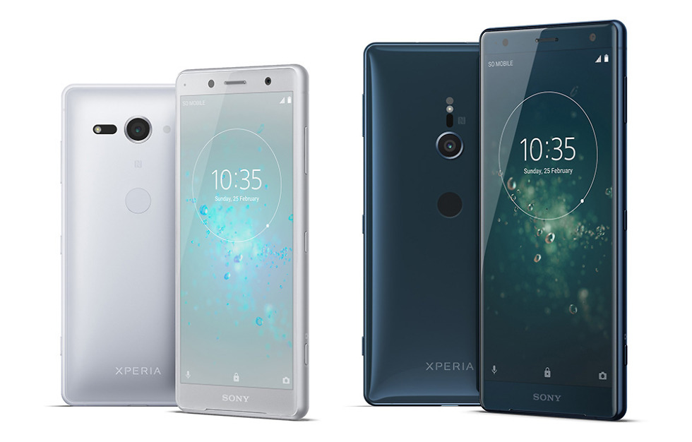 Sony Xperia XZ2 design changes confirmed with new leak