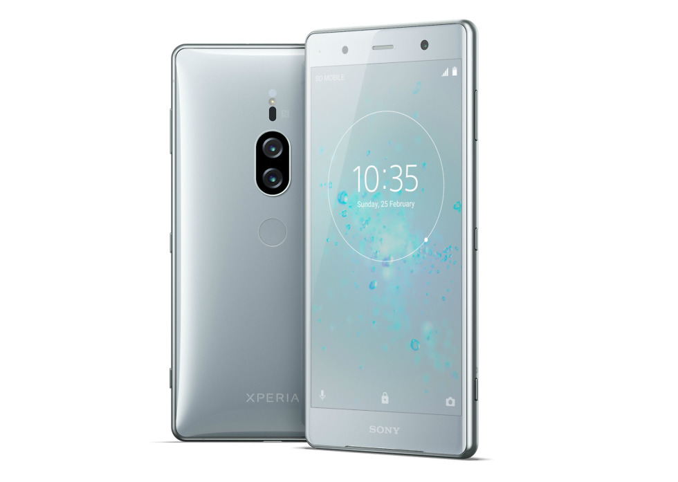 Sony Launches Xperia XZ2 Premium with 16:9 4K Display in 2018